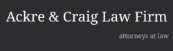 Ackre & Craig Law Firm logo