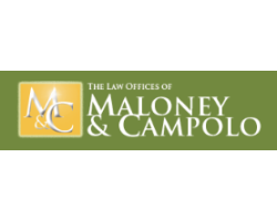 Law Offices Of Maloney & Campolo logo