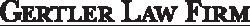 Gertler Law Firm logo