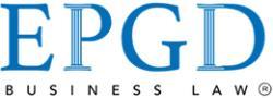 EPGD Business Law logo