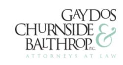 GERRY GAYDOS logo