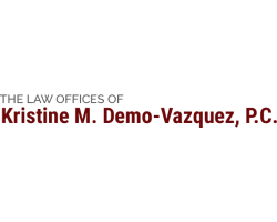 Law Offices of Kristine M Demo-Vazquez, PC logo