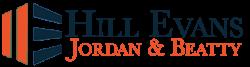 Hill Evans Jordan and Beatty logo