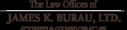 James K. Burau logo