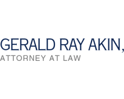 Gerald Ray Akin, Attorney At Law logo