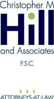 Christopher M. Hill and Associates, P.S.C. logo