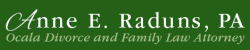 Anne E. Raduns logo