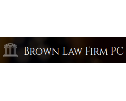 BROWN LAW FIRM PC logo