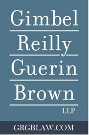 Gimbel, Reilly, Guerin & Brown LLP logo