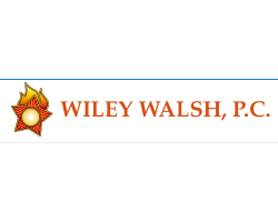 Wiley Walsh, PC logo