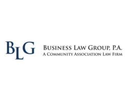 BUSINESS LAW GROUP logo