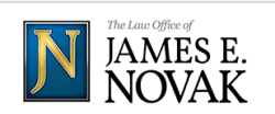 James E. Novak logo