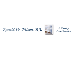 Ronald W. Nelson, PA logo