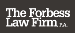 Raymond Forbess, Jr. - The forbess Law Firm logo