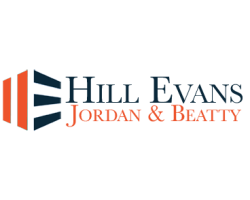 Hill Evans Jordan and Beatty logo