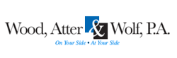 Michael A. Atter - Wood, Atter & Wolf, P.A.  logo