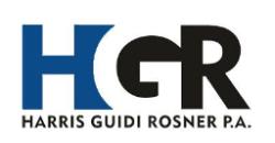Alan Rosner - Harris Guidi Rosner P.A. logo