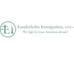 Landerholm Immigration, A.P.C. logo
