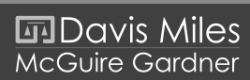 Aubrey Thomas - Davis Miles McGuire Gardner, PLLC logo