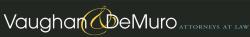 Sara Ludke Cook - Vaughan & DeMuro logo