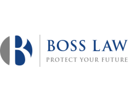 Boss Law logo