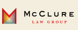 Brandon Joseph - The Mcclure Law Group  logo