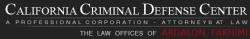 California Criminal Defense Center  logo