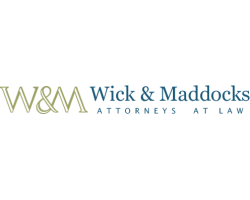 Wick and Maddocks logo