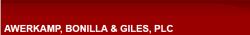 SHANNON GILES - AWERKAMP , BONILLA AND GILES logo
