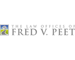The Law Offices of Fred V Peet, PC logo