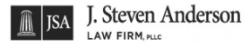 J. STEVEN ANDERSON LAW FIRM, PLLC logo