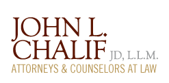 John L. Chalif logo