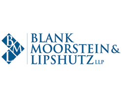 Blank Moorstein & Lipshutz LLP logo