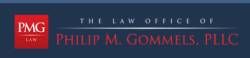 The Law Office of Philip M. Gommels logo