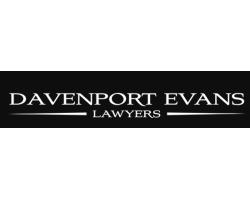 Davenport Evans logo