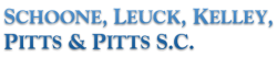 Schoone Leuck Kelley Pitts & Pitts SC logo