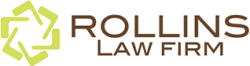 The Rollins Law Firm logo
