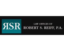 ROBERT S. REIFF logo