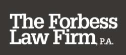 Raymond Forbess, Sr. - The forbess Law Firm logo