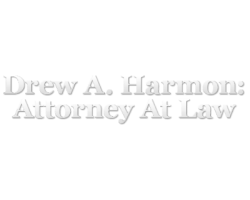 Drew A. Harmon: Attorney At Law logo
