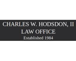 CHARLES W. HODSDON, II LAW OFFICE logo