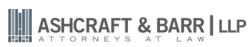 Alicia R. Ashcraft -  ASHCRAFT & BARR | LLP logo