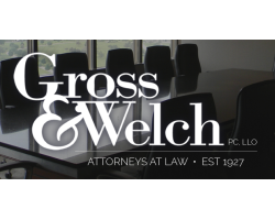 Gross & Welch P.C., L.L.O. logo