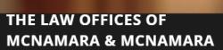 Law Office Of Mcnamara And Mcnamara logo