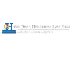The Brad Hendricks Law Firm logo