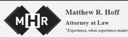 Matthew R. Hoff logo