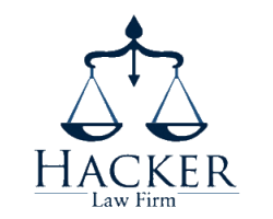 Hacker Law Firm logo