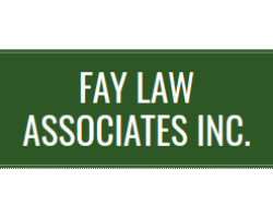 FAY LAW ASSOCIATES logo
