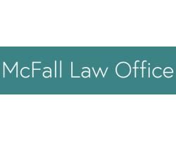 MCFALL LAW logo