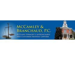McCamley, & Branchaud, PC logo